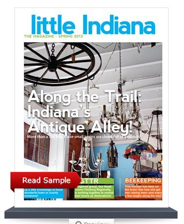 little Indiana Spring Magazine 2013
