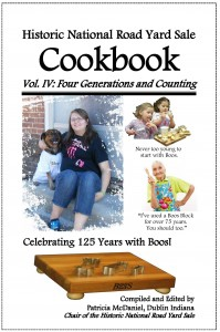 Historic National Road Yard Sale Cookbook