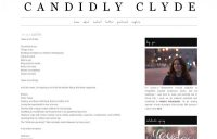 Indiana Blogs: Candidly Clyde