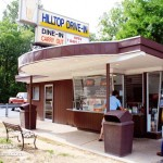 Hilltop Drive In in Cambridge City, Indiana