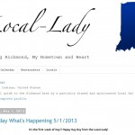 Indiana Blogs: Local Lady