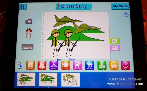 Super Duper StoryMaker App Review