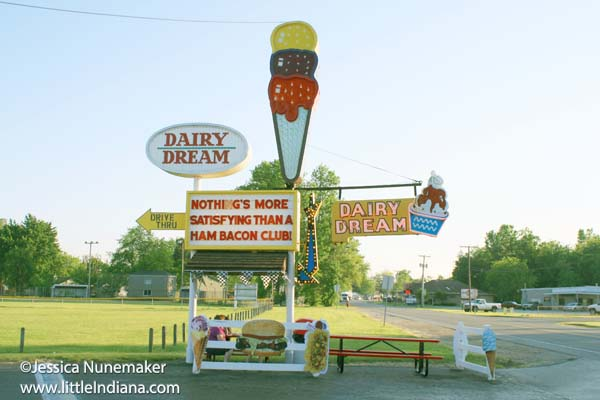 Dairy Dream in Albany, Indiana