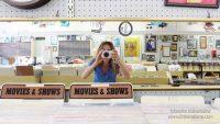 Hi Fi Stereo Records Shop in Fairmount, Indiana Jessica Nunemaker