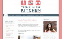 Indiana Blogs: Treble in the Kitchen