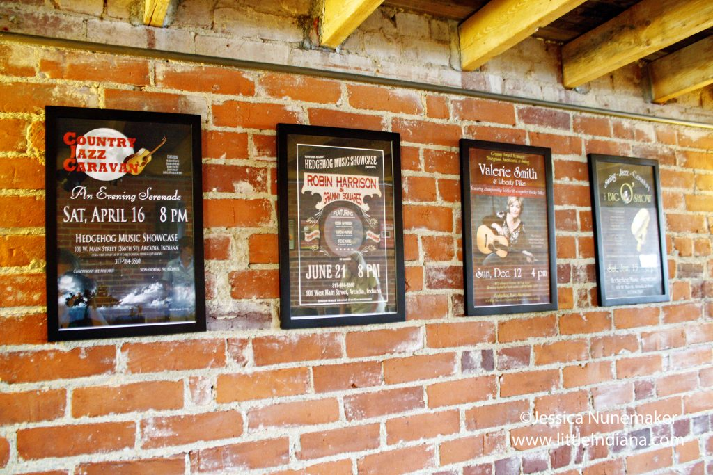 Arcadia, Indiana: The Hedgehog Music Showcase