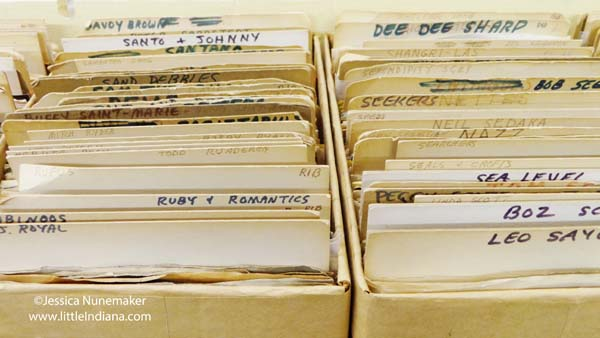 Hi Fi Stereo Records Shop in Fairmount, Indiana