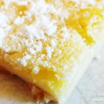 Simple Lemon Bars Recipe
