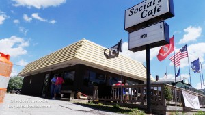 Social's Cafe in Swayzee, Indiana