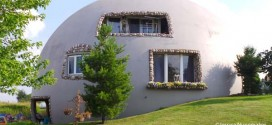 Thyme for Bed: Monolithic Dome Bed and Breakfast in Lowell, IndianaThyme for Bed: Bed and Breakfast in Lowell, Indiana Exterior