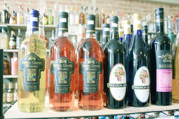 Arcadia Wine and Spirits in Arcadia, Indiana
