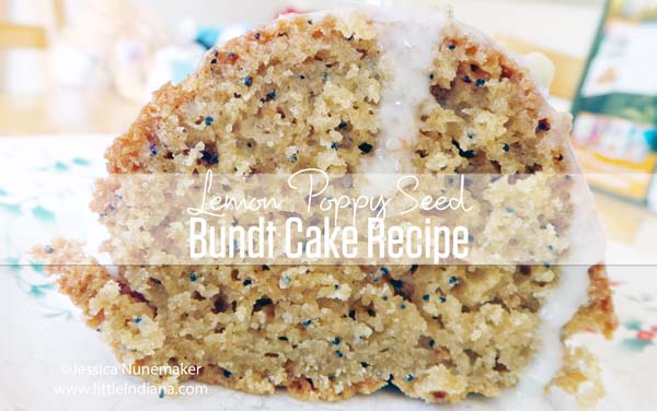 Best Lemon Poppy Seed Cake Recipe