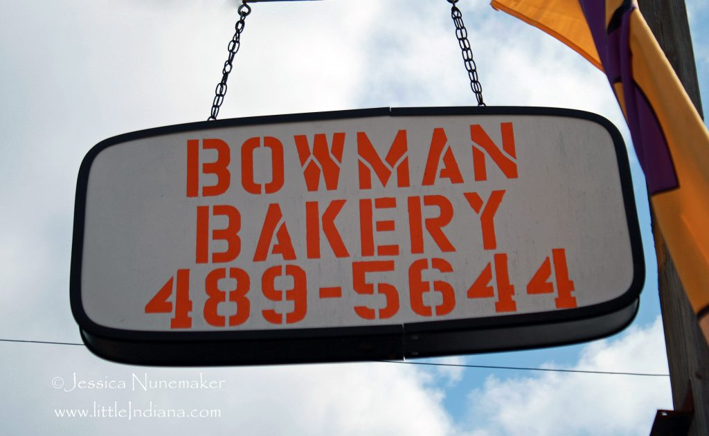 Bowman Bakery in Hagerstown, Indiana