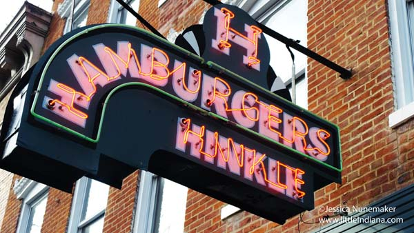 Hinkle's Sandwich Shop and Family Restaurant in Madison, Indiana