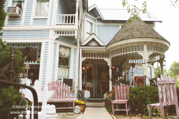 Madeline's French Country Shop in Nashville, Indiana