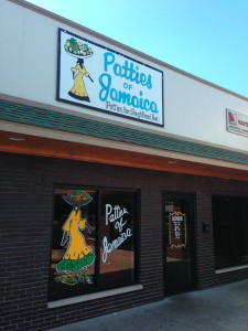 Patties of Jamaica on Allisonville Road in Indianapolis, Indiana