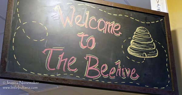 The Beehive in Danville, Indiana