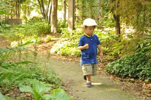 White River Gardens: Botanical Gardens in Indianapolis, Indiana