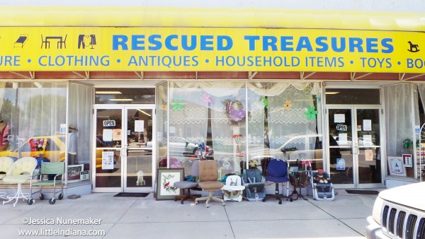 Rescued Treasures in Gas City, Indiana