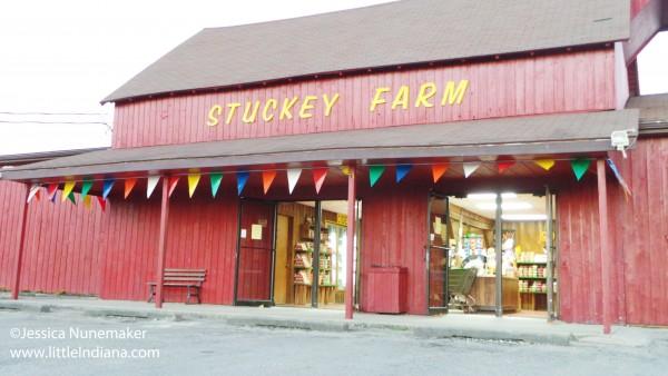 Stuckey Farms in Sheridan, Indiana