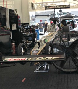 Brittany Force's Top Fuel dragster