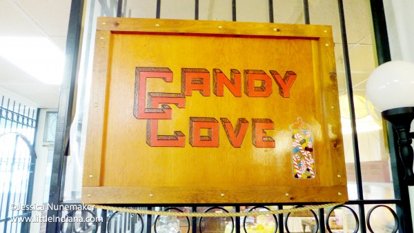 Candy Cove Candy Shop in Crown Point, Indiana