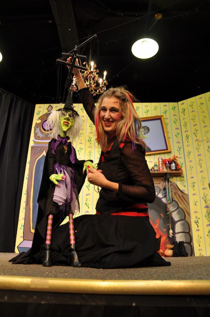 Peewinkles Puppet Studio in Indianapolis, Indiana