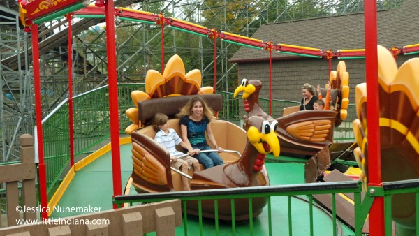 Happy Halloween Weekends at Holiday World in Santa Claus, Indiana