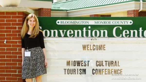 Midwest Cultural Tourism Conference and Jessica Nunemaker