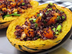 Alter Eco Black Quinoa Stuffed Coffins Recipe