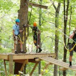 Squire Boone Caverns Zipline Adventure in Mauckport, Indiana