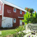 Carpenter Creek Cellars Winery in Remington, Indiana Exterior