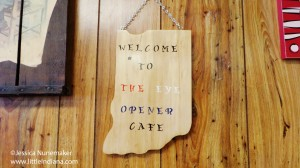 Eye-Opener Cafe in Battle Ground, Indiana