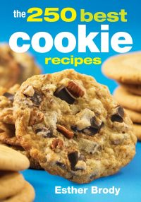The 250 Best Cookie Recipes Cookbook by Esther Brody Review