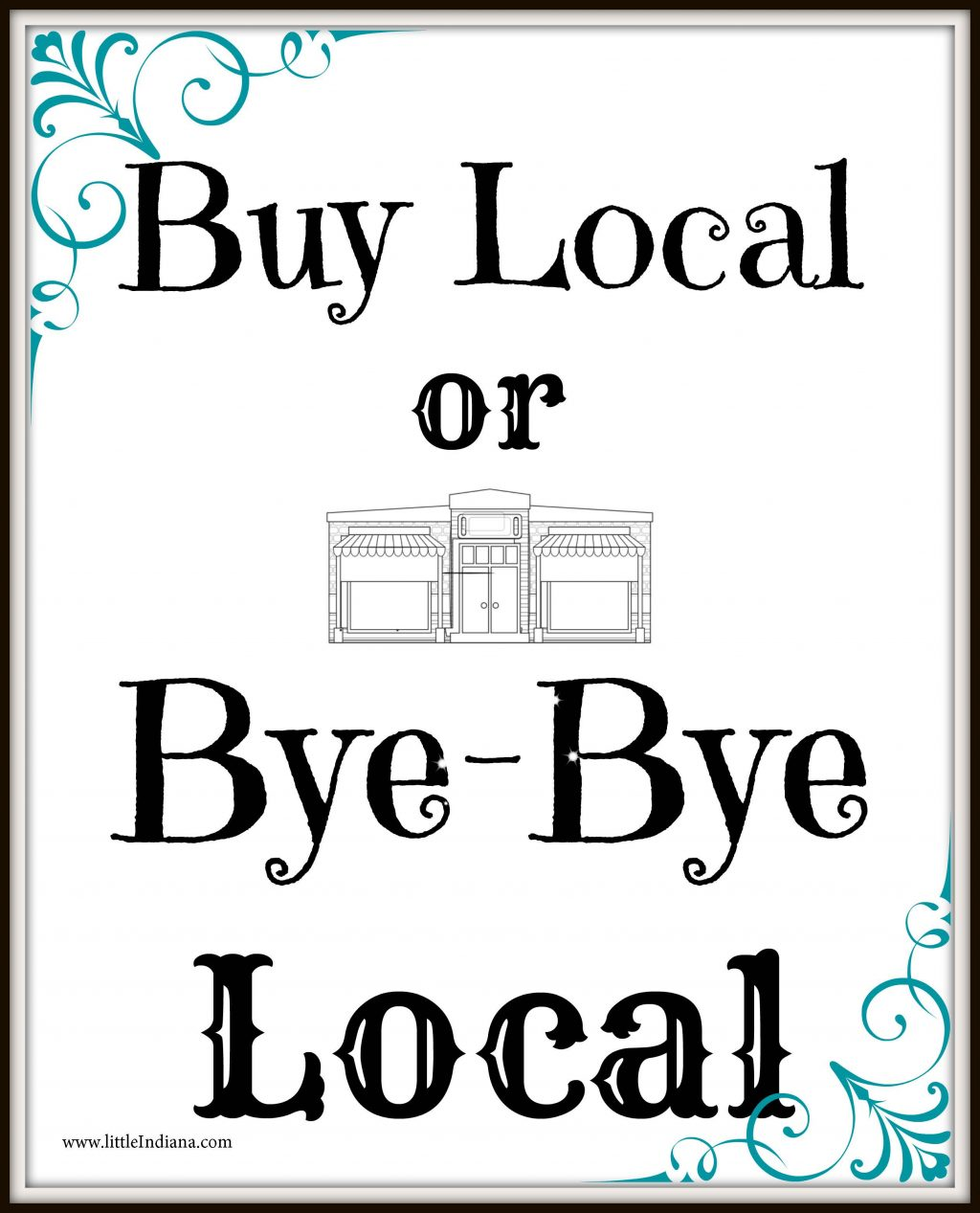 Have A Small Business 3 Places To Get A Loan: Small Business Saturday: Free Printable
