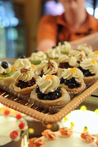 The Famous Bakery at Strongbow Inn in Valparaiso, Indiana