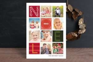 Minted Design: Christmas Card