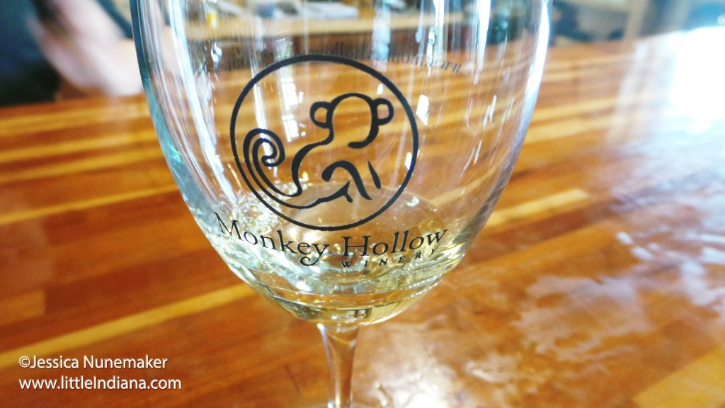 Monkey Hollow Winery in Saint Meinrad, Indiana