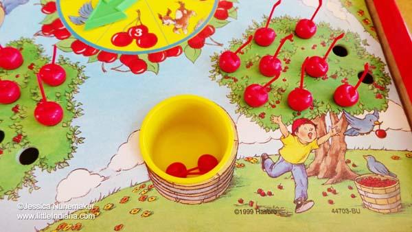 Hi Ho CherryO by Milton Bradley