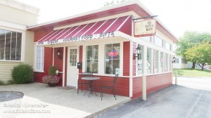Red, White, and Blush Wine and Cheese Shop in Corydon, Indiana