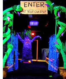 Monster Mini Golf in Lafayette, Indiana