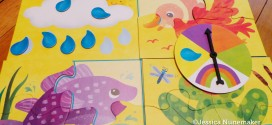 Sunny Day Pond Board Game by Peaceable Kingdom
