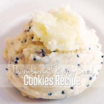 Thumbprint Poppyseed Cookies Recipe