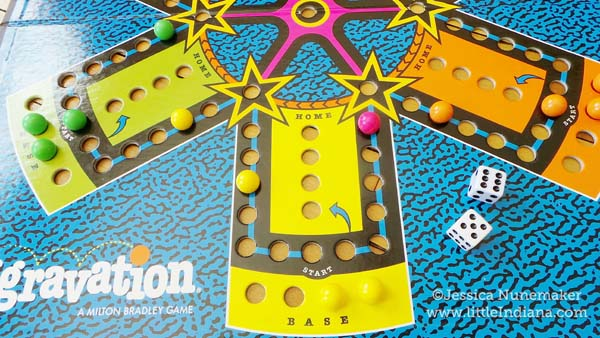 Vintage Aggravation Board Game by Milton Bradley