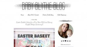 Indiana Blogs: Baby Blythe Blog