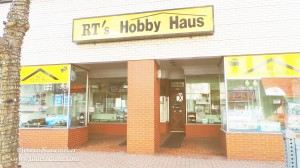 RT's Hobby Haus in Richmond, Indiana