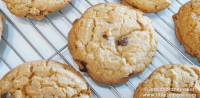 Graham Cracker Chocolate Chip Cookies Recipe
