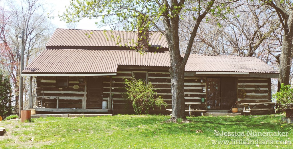 Hester S Log Cabins In Walkerton Indiana