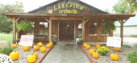 Lakeview Orchards in Rockport, Indiana