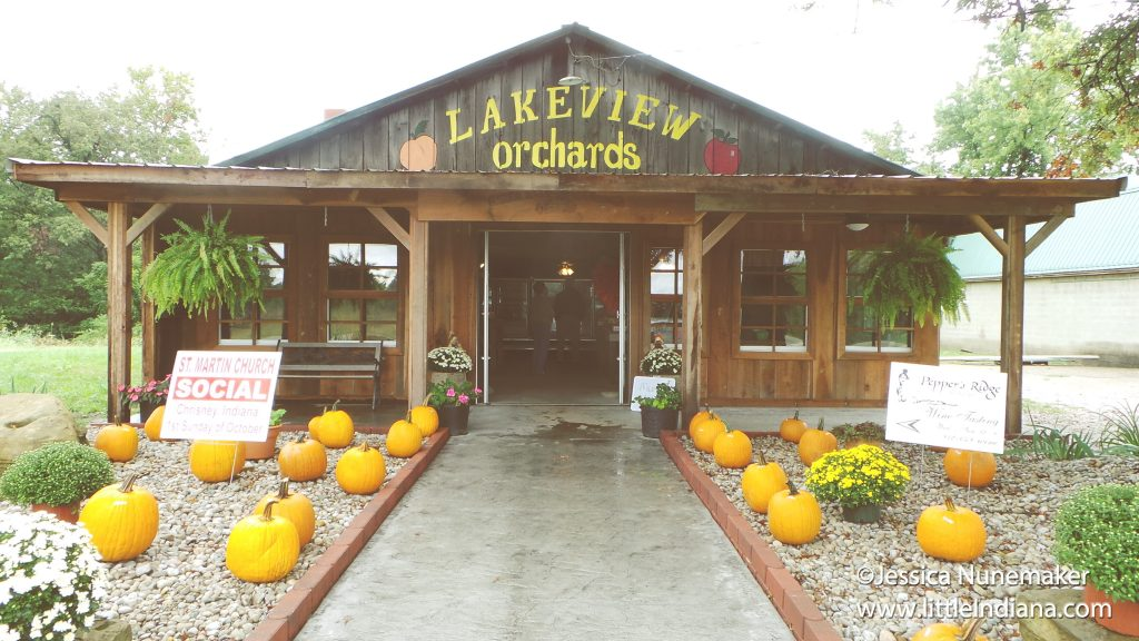 Lakeview Orchard in Rockport, Indiana